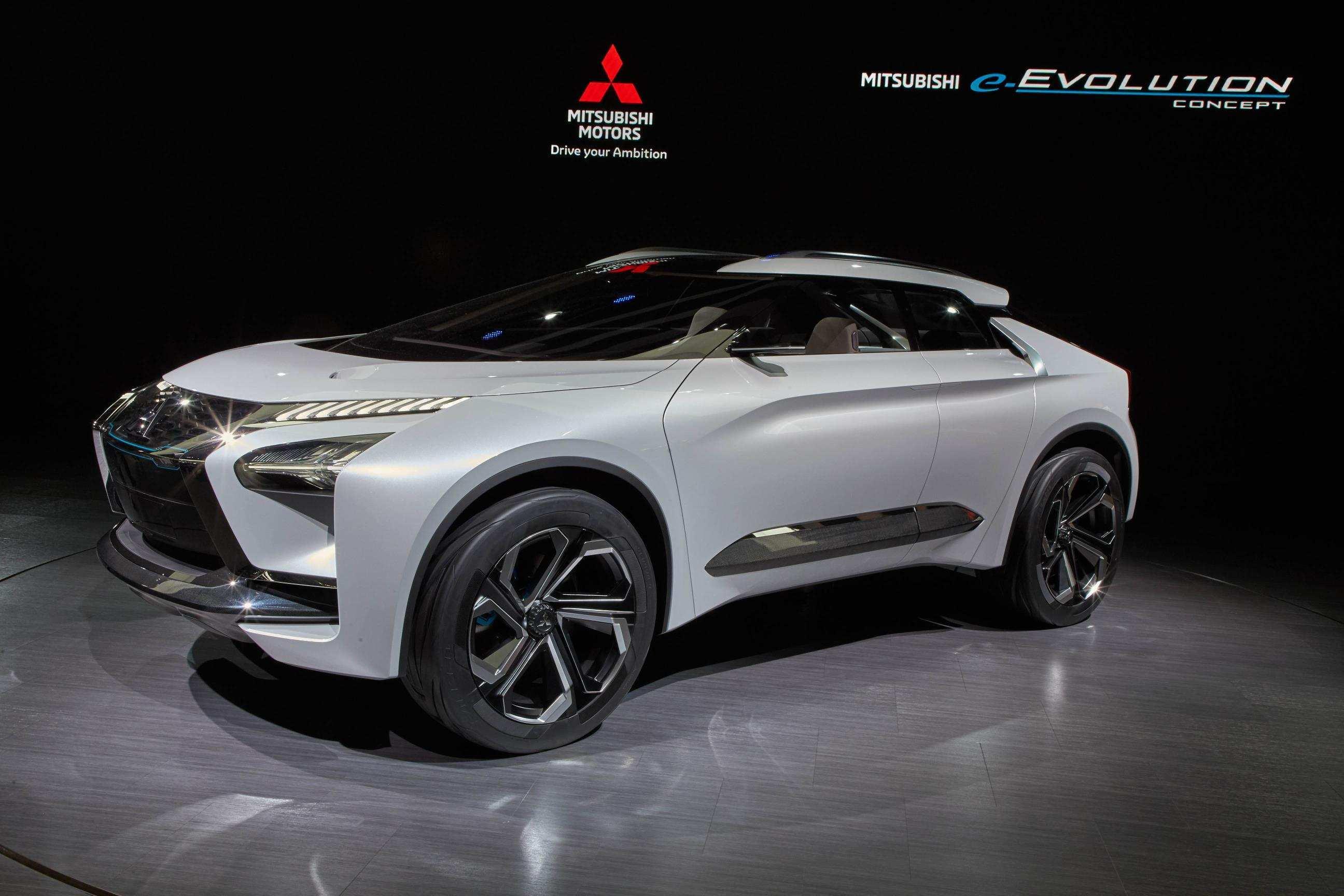 47 Great 2019 Mitsubishi Crossover Exterior for 2019 Mitsubishi Crossover