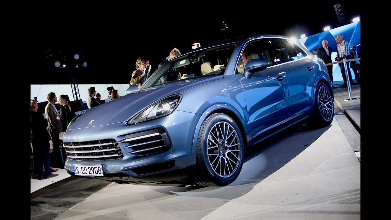 47 Great 2019 Porsche Cayenne First Look Exterior and Interior with 2019 Porsche Cayenne First Look