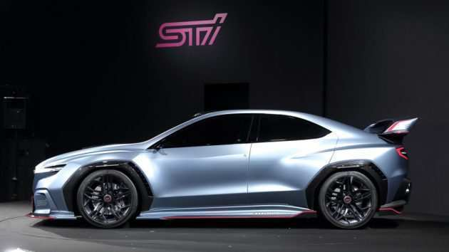 47 Great 2019 Subaru Sti Specs Configurations with 2019 Subaru Sti Specs