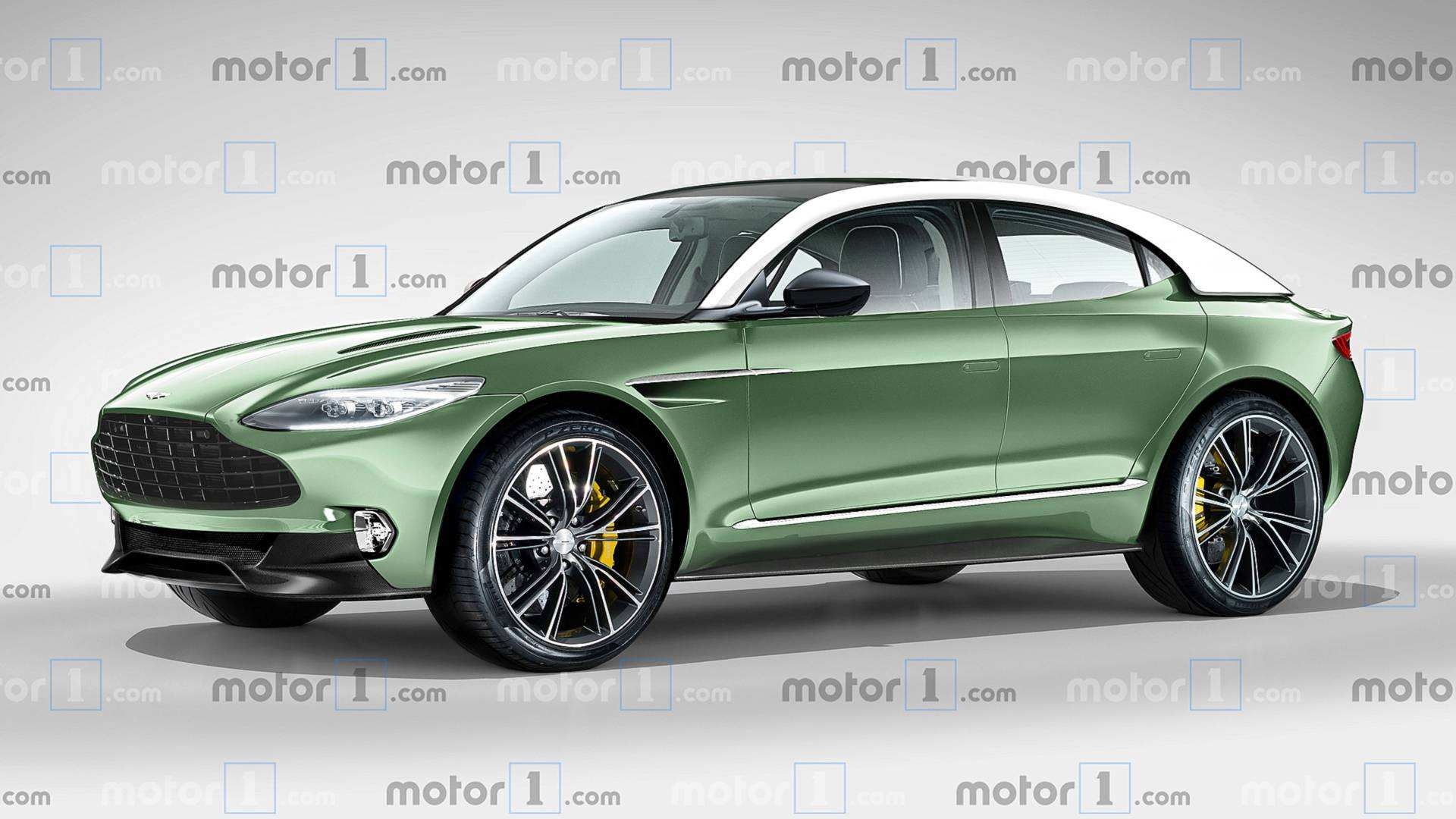 47 Great 2020 Aston Martin Dbx Specs for 2020 Aston Martin Dbx
