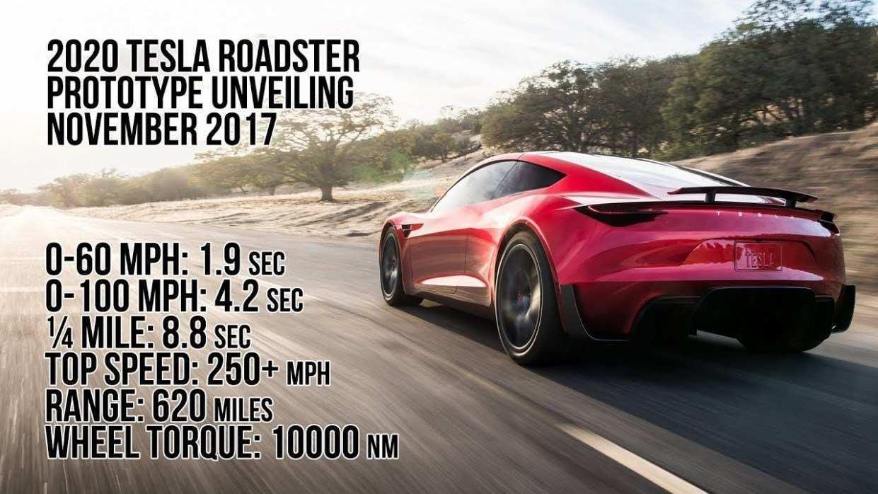 47 Great 2020 Tesla Roadster 0 60 Release with 2020 Tesla Roadster 0 60