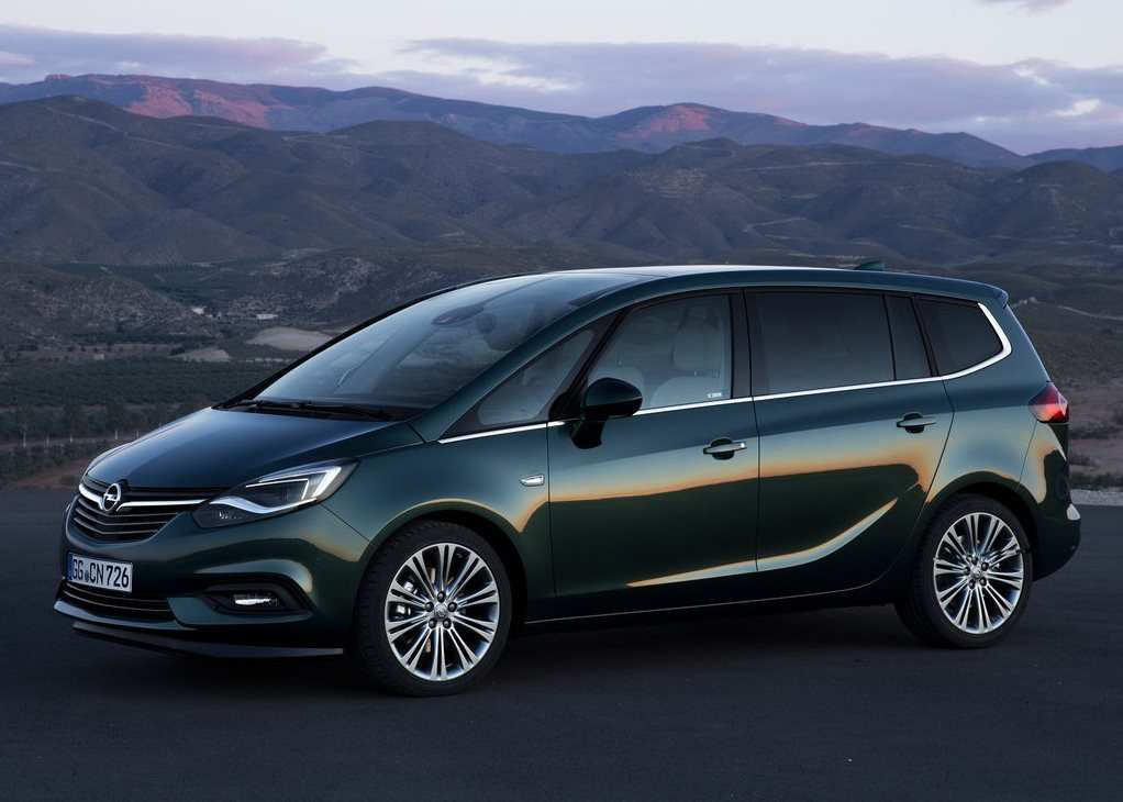 47 Great Opel Zafira 2019 Review with Opel Zafira 2019