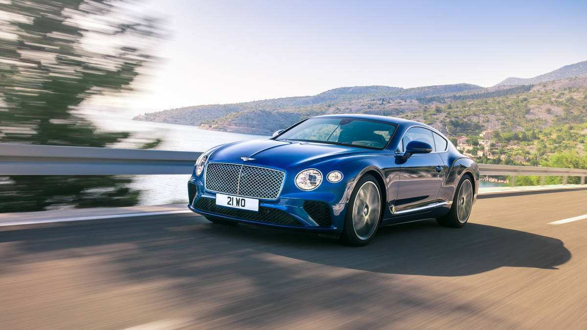 47 New 2019 Bentley Continental Price and Review by 2019 Bentley Continental