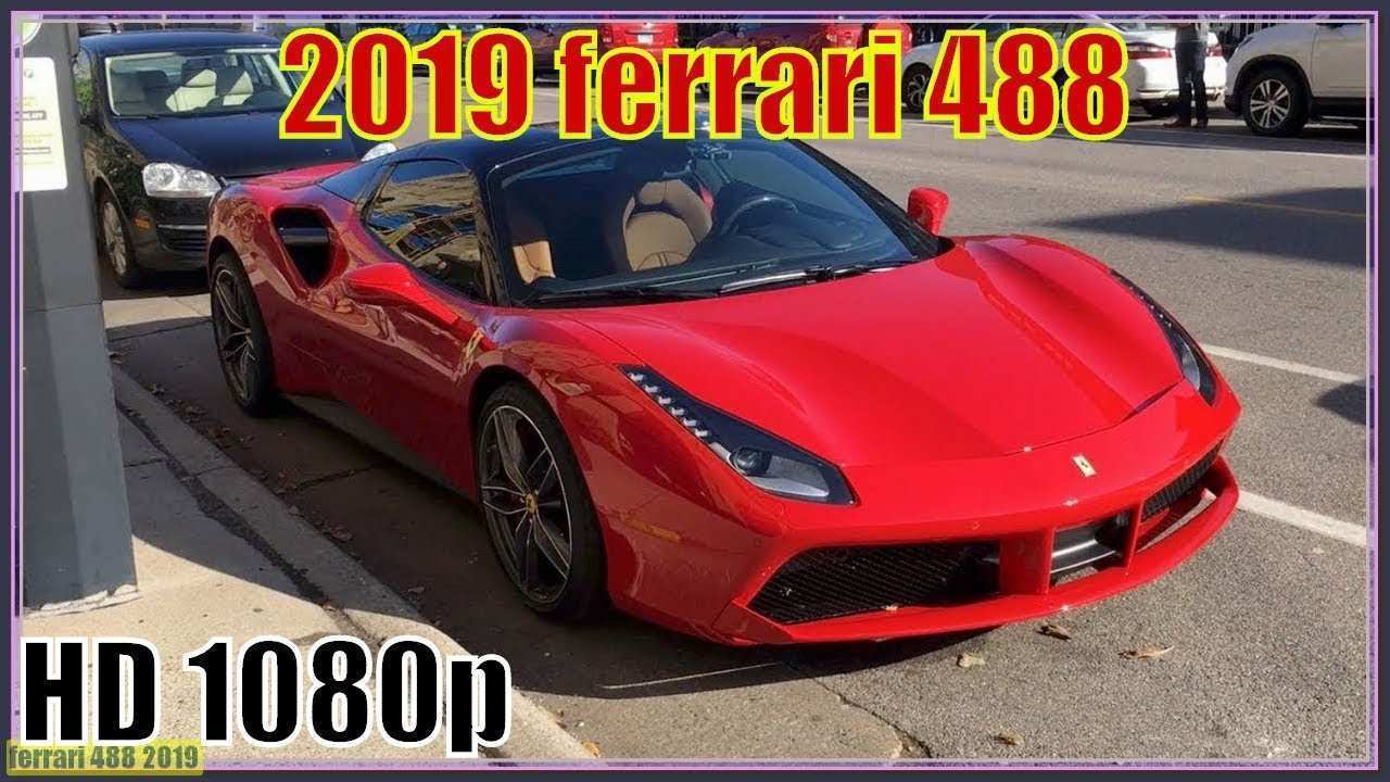 47 New 2019 Ferrari 488 Overview for 2019 Ferrari 488