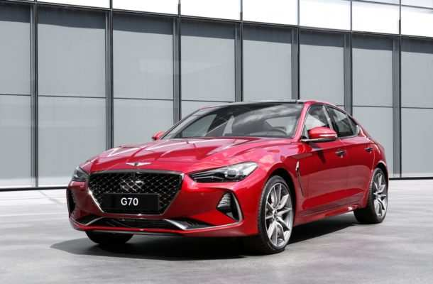 47 New 2019 Genesis G70 Review Spy Shoot by 2019 Genesis G70 Review