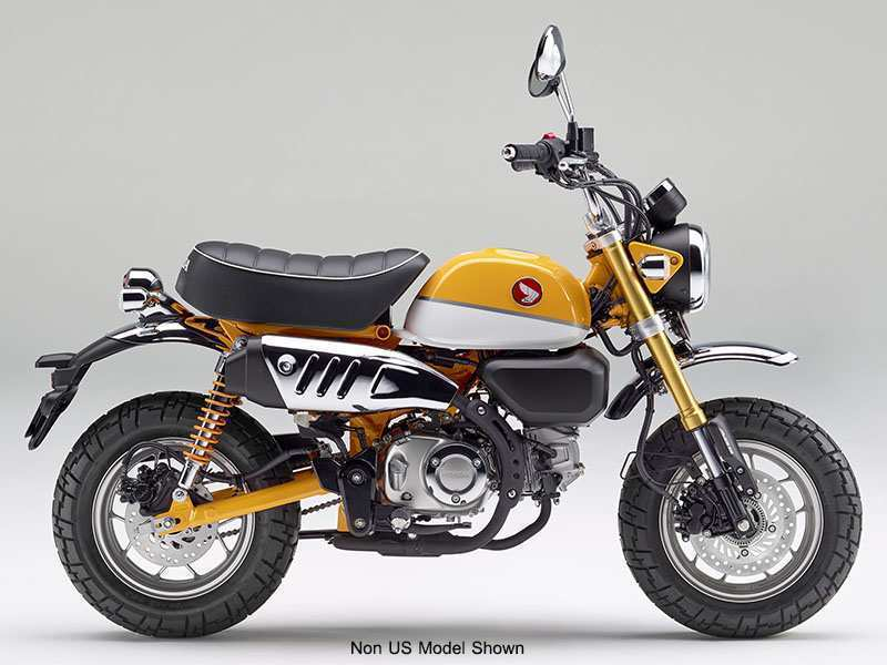 47 New 2019 Honda 125 Monkey Release Date with 2019 Honda 125 Monkey