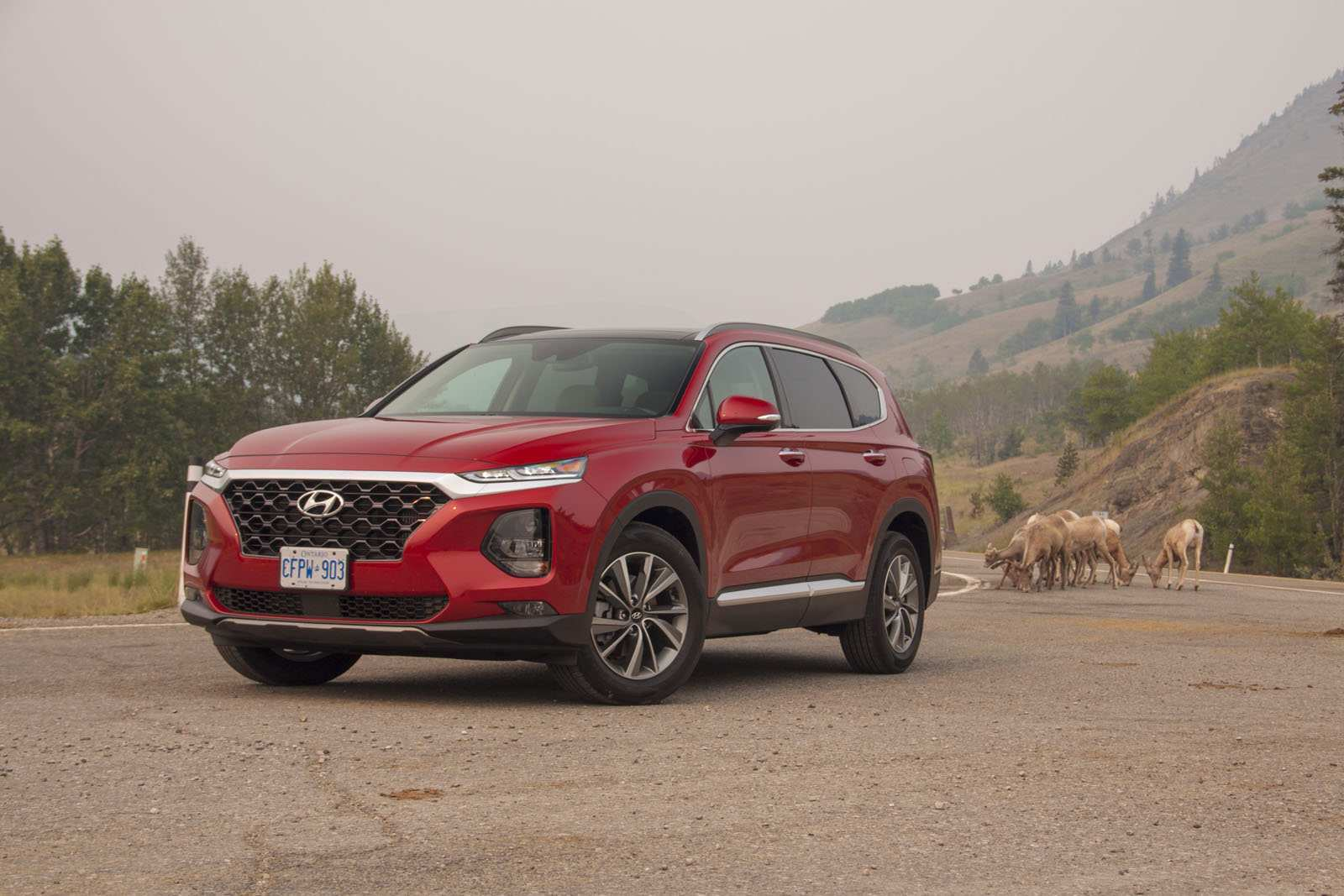 47 New 2019 Hyundai Santa Fe Test Drive Ratings for 2019 Hyundai Santa Fe Test Drive