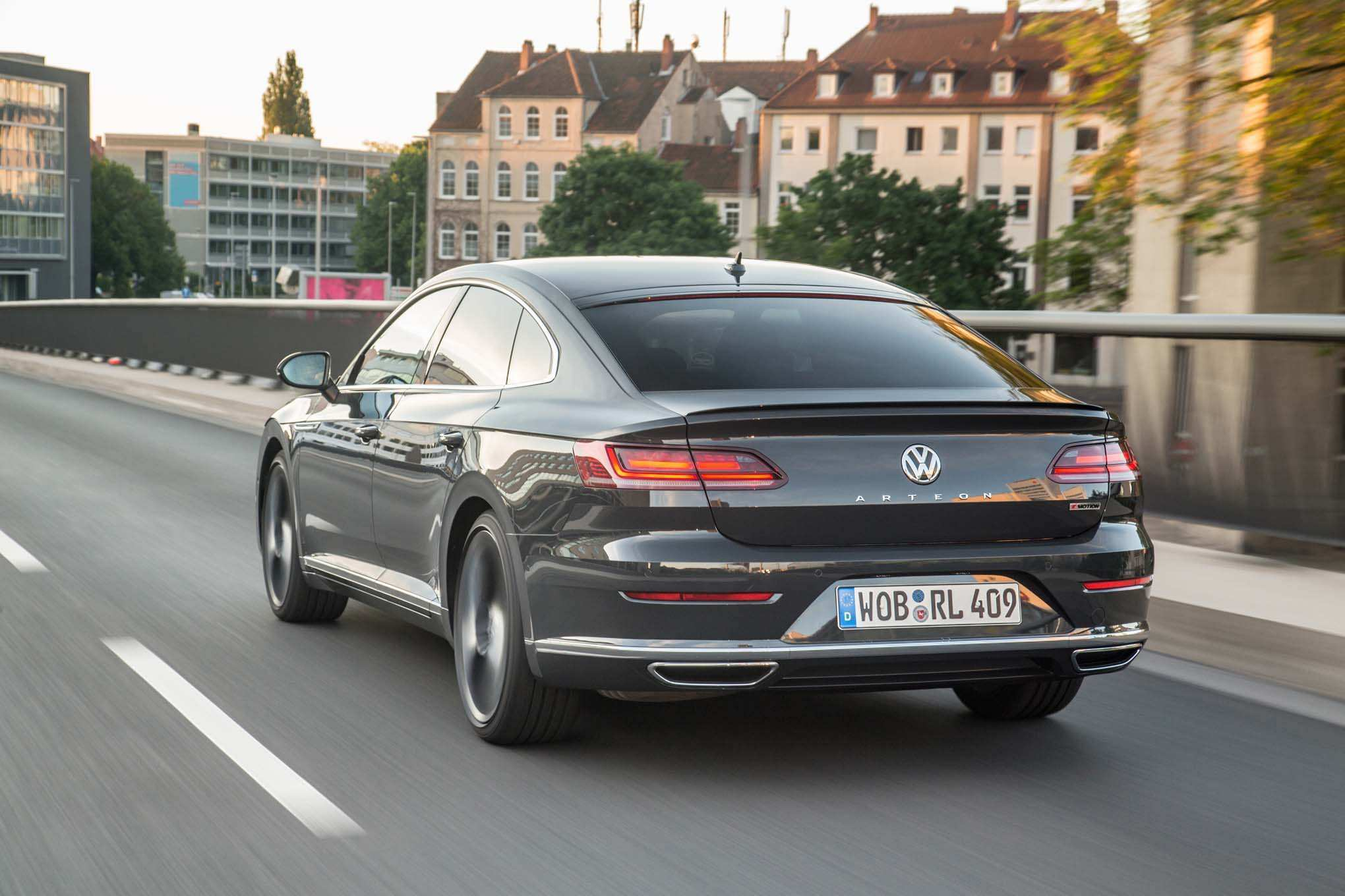 47 New 2019 Vw Arteon History with 2019 Vw Arteon
