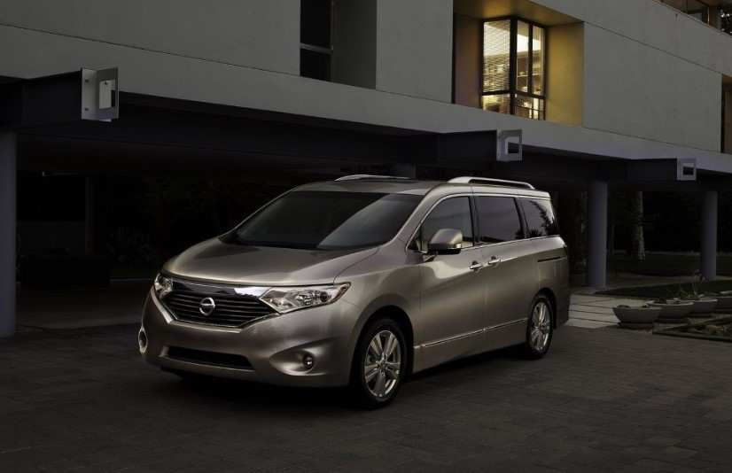 47 New 2020 Nissan Quest Redesign and Concept for 2020 Nissan Quest