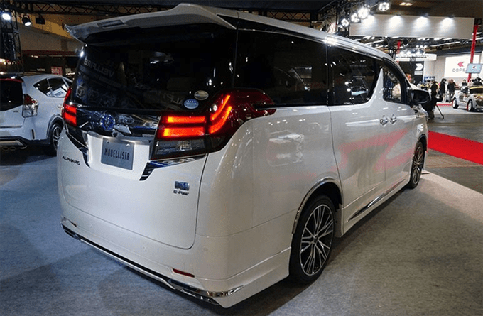 47 New 2020 Toyota Alphard Redesign for 2020 Toyota Alphard