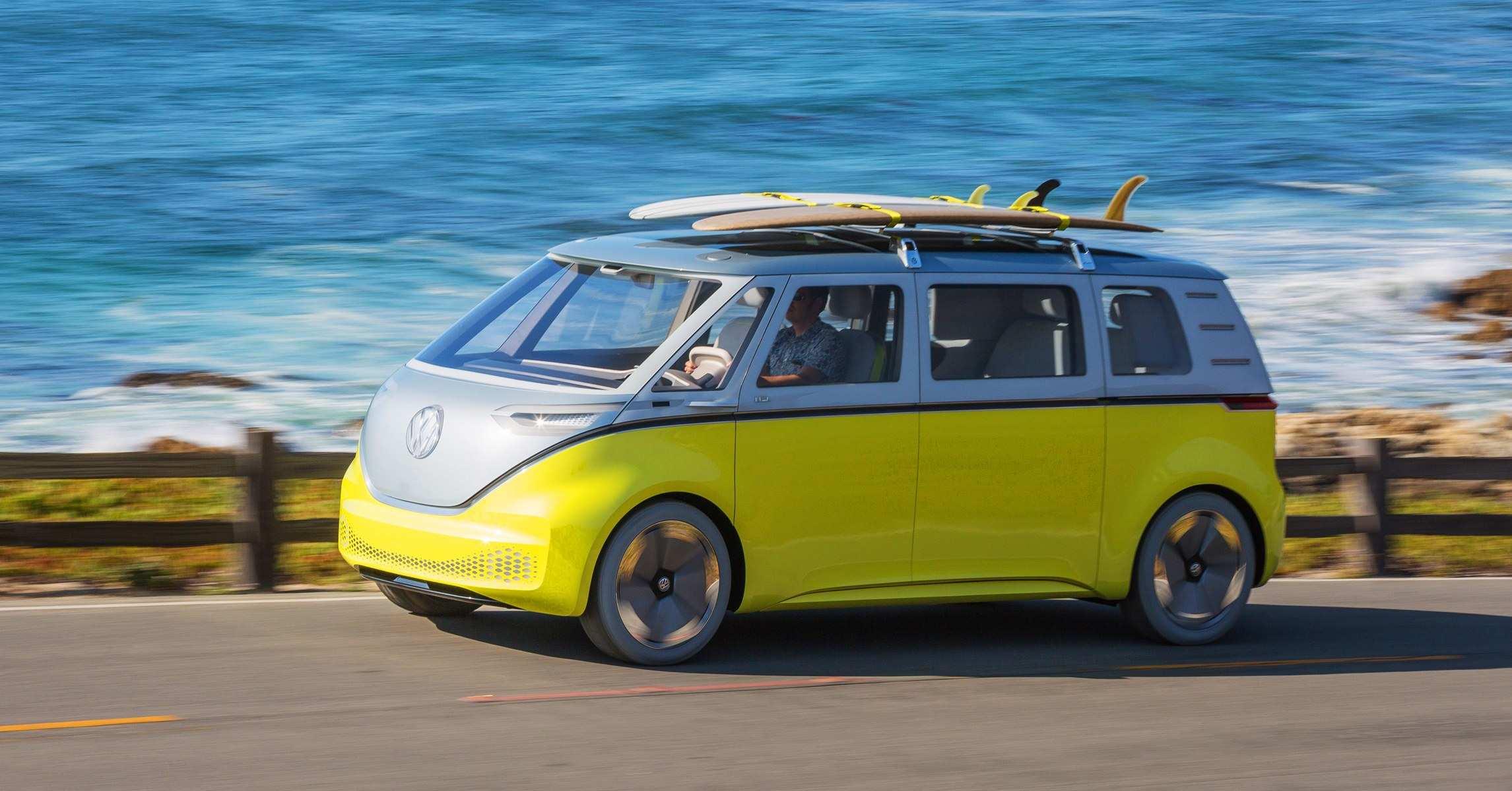 47 New 2020 Volkswagen Bus Price by 2020 Volkswagen Bus