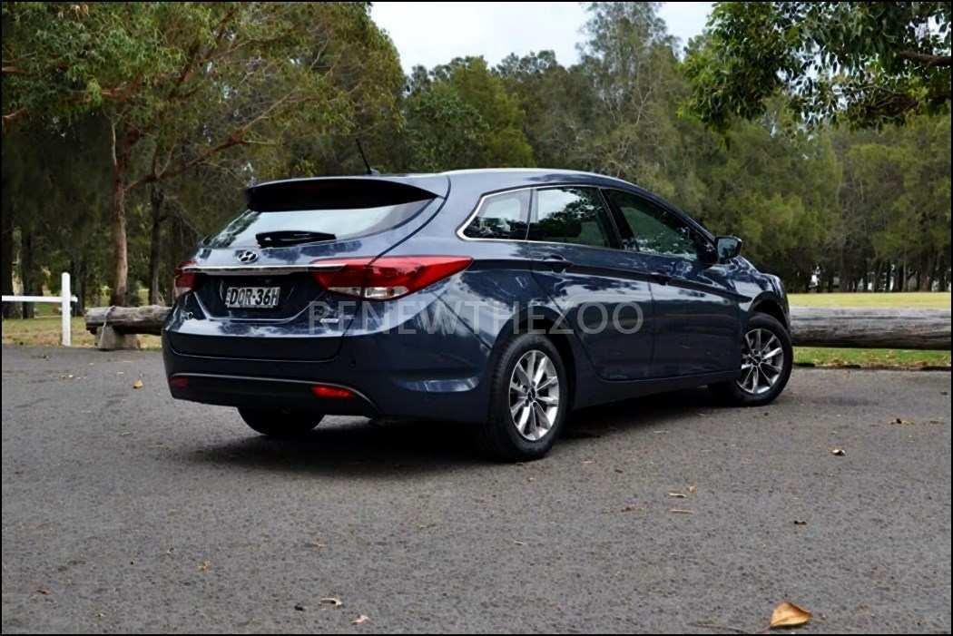 47 New Hyundai I40 2020 Images with Hyundai I40 2020