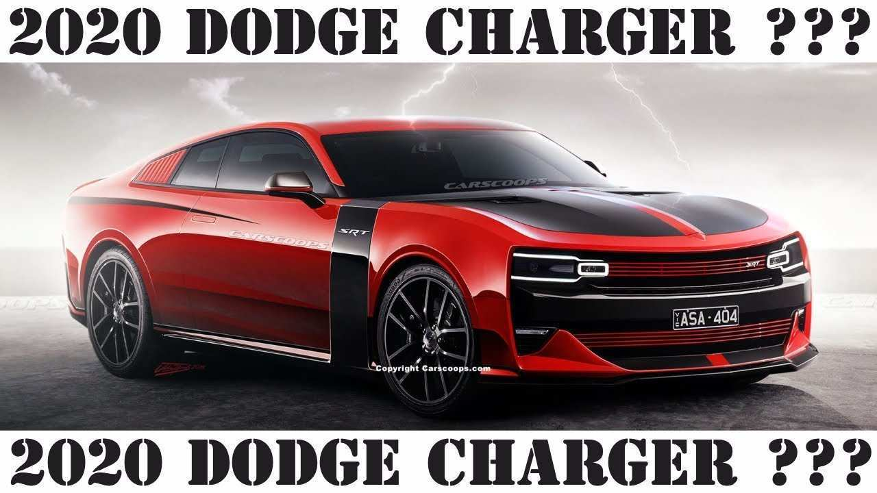 47 New New 2020 Dodge Charger Exterior and Interior for New 2020 Dodge Charger