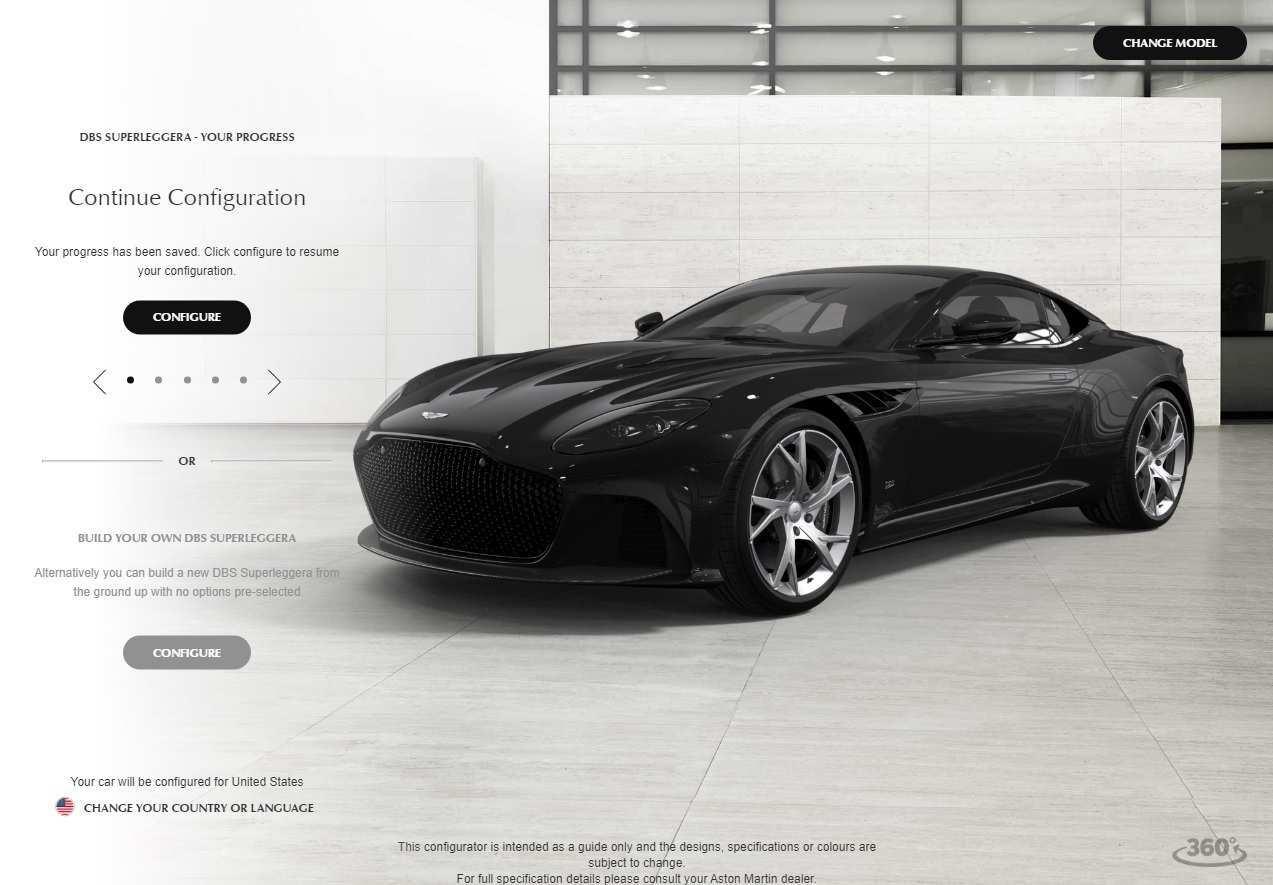 47 The 2019 Aston Martin Vantage Configurator Style by 2019 Aston Martin Vantage Configurator