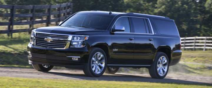 47 The 2019 Chevrolet Suburban Model by 2019 Chevrolet Suburban