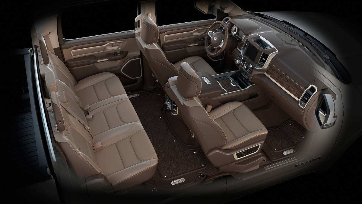 47 The 2019 Dodge 1500 Laramie Longhorn Interior by 2019 Dodge 1500 Laramie Longhorn