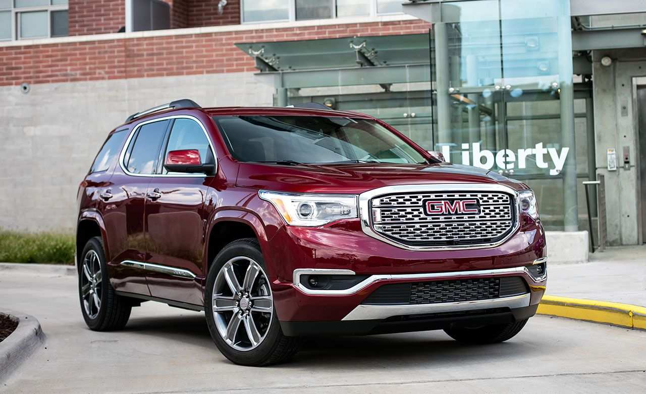 47 The 2019 Gmc Acadia 9 Speed Transmission Exterior and Interior with 2019 Gmc Acadia 9 Speed Transmission