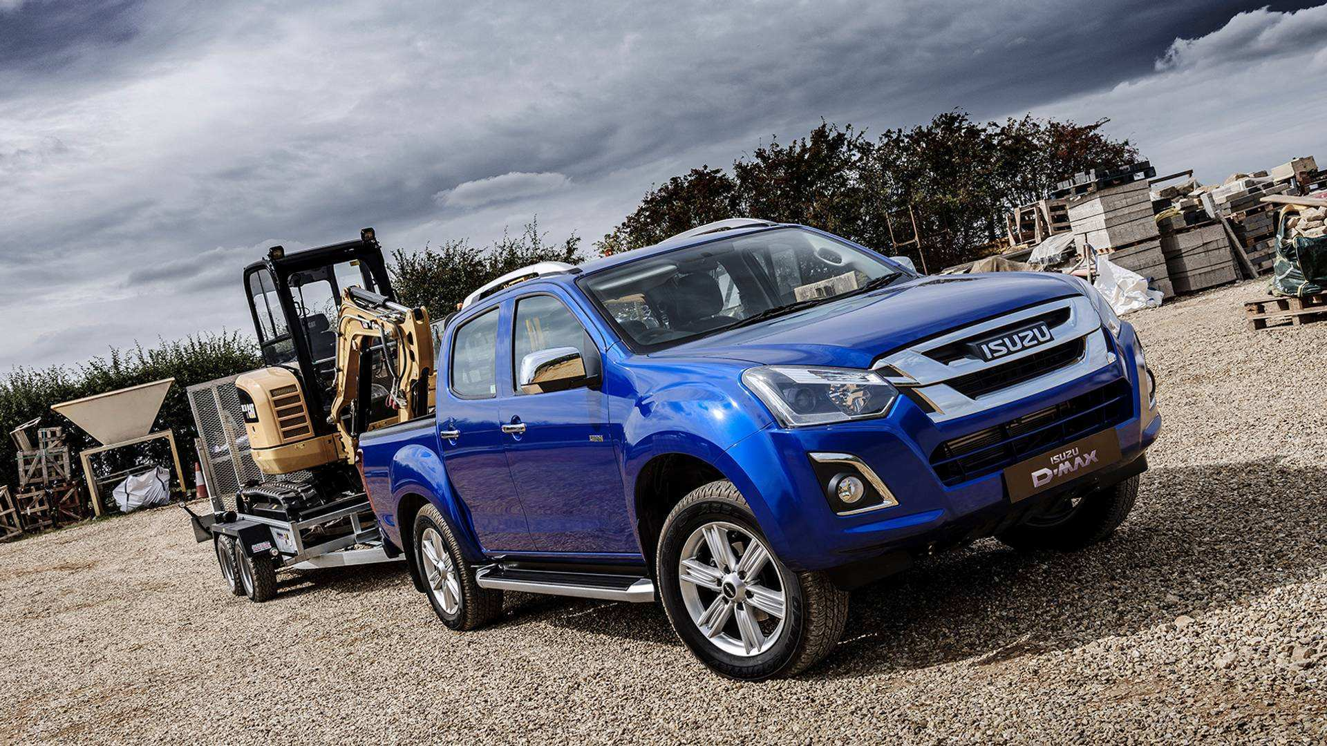 47 The 2019 Isuzu Dmax Spesification with 2019 Isuzu Dmax