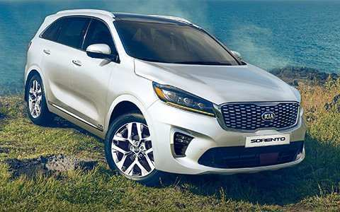 47 The 2019 Kia Sorento Release Date Overview for 2019 Kia Sorento Release Date