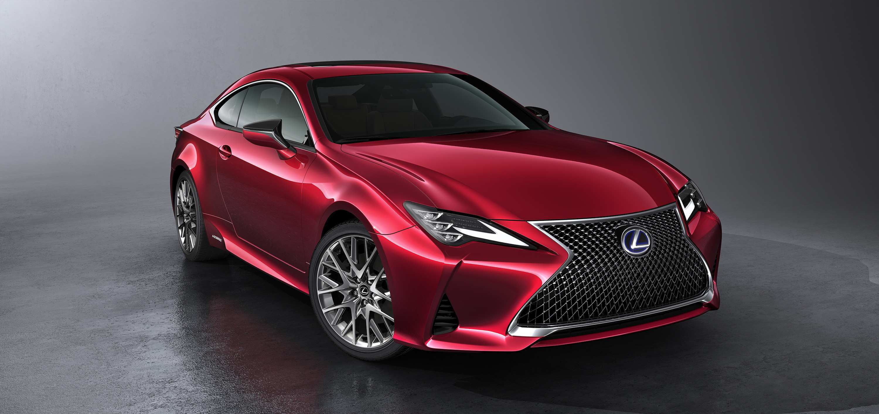47 The 2019 Lexus Rc Exterior and Interior by 2019 Lexus Rc