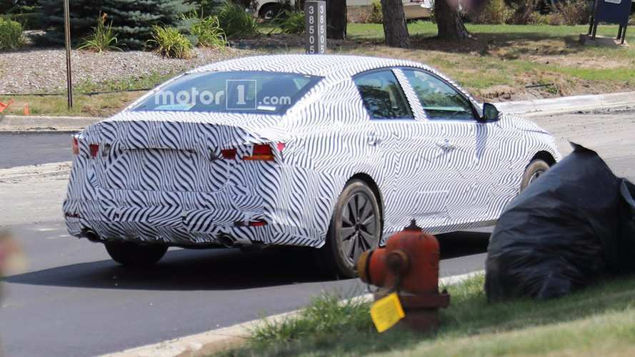 47 The 2019 Nissan Altima Spy Shots Reviews by 2019 Nissan Altima Spy Shots