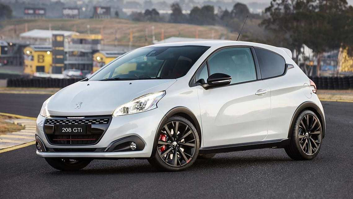 47 The 2019 Peugeot 208 Gti Specs with 2019 Peugeot 208 Gti