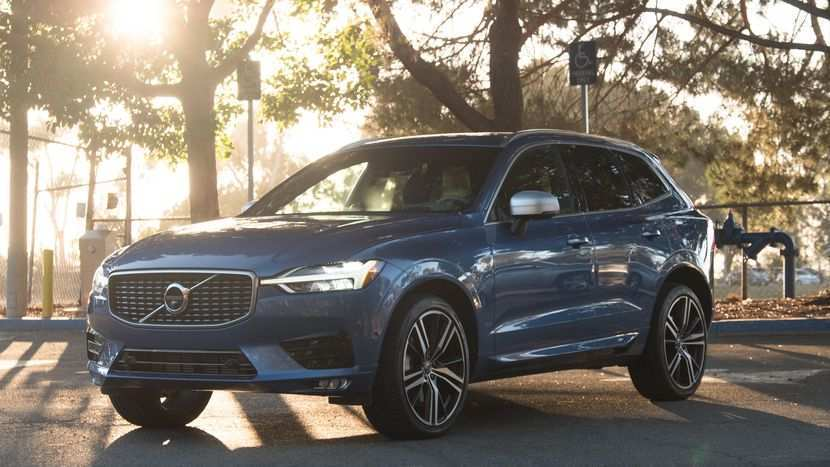 47 The 2019 Volvo Xc60 Redesign and Concept for 2019 Volvo Xc60
