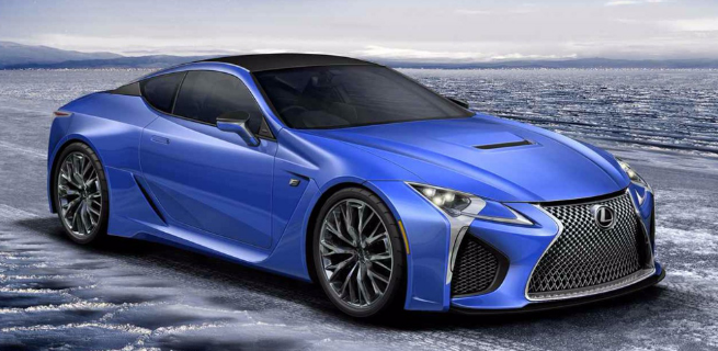 47 The 2020 Lexus Lc F Specs and Review by 2020 Lexus Lc F