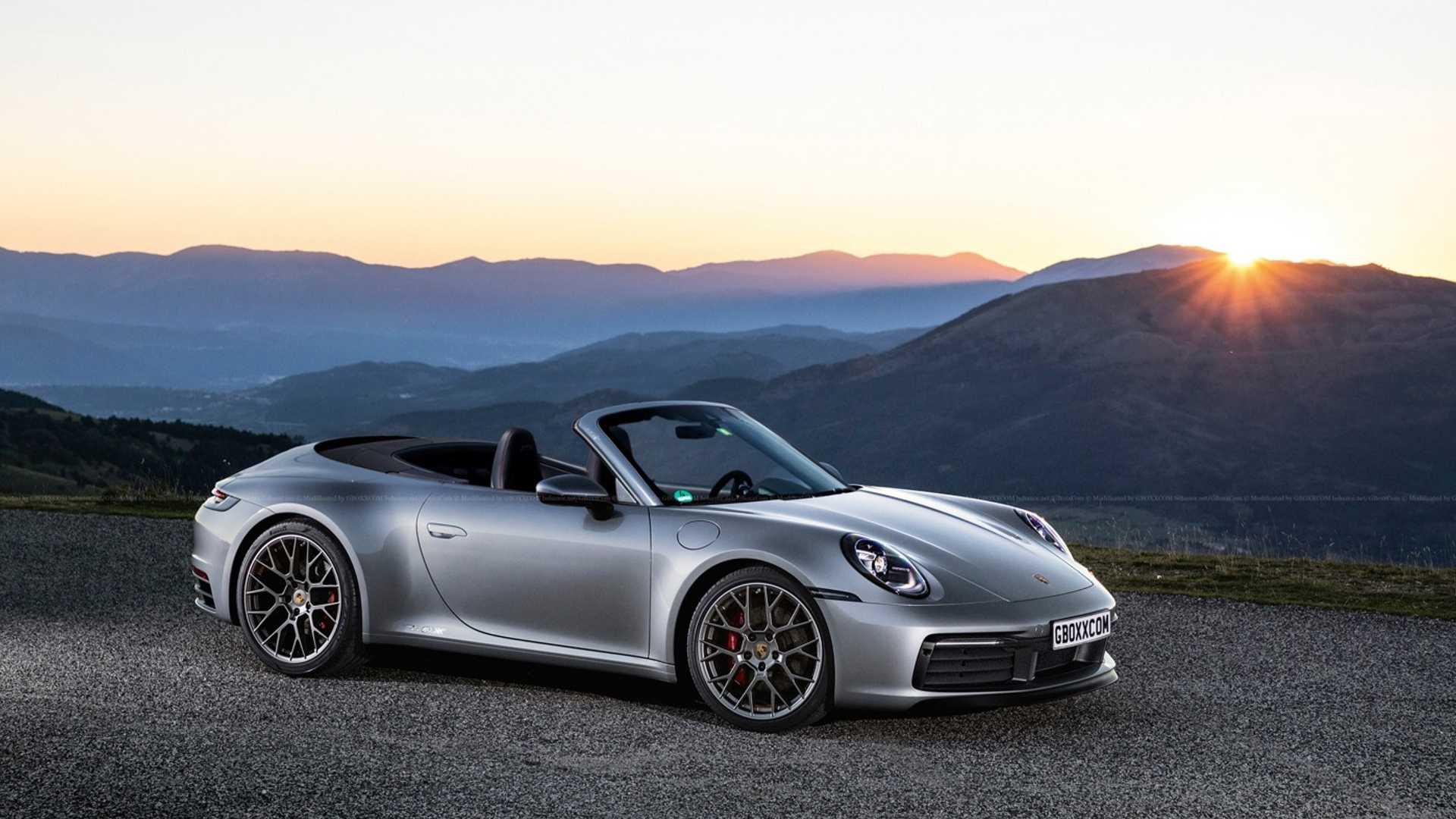 47 The 2020 Porsche Speedster New Review for 2020 Porsche Speedster