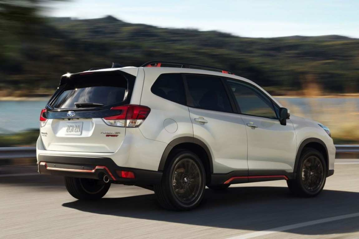 47 The 2020 Subaru Forester Hybrid Pictures with 2020 Subaru Forester Hybrid