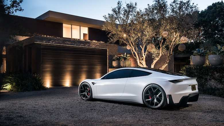 47 The 2020 Tesla Roadster Weight Configurations with 2020 Tesla Roadster Weight
