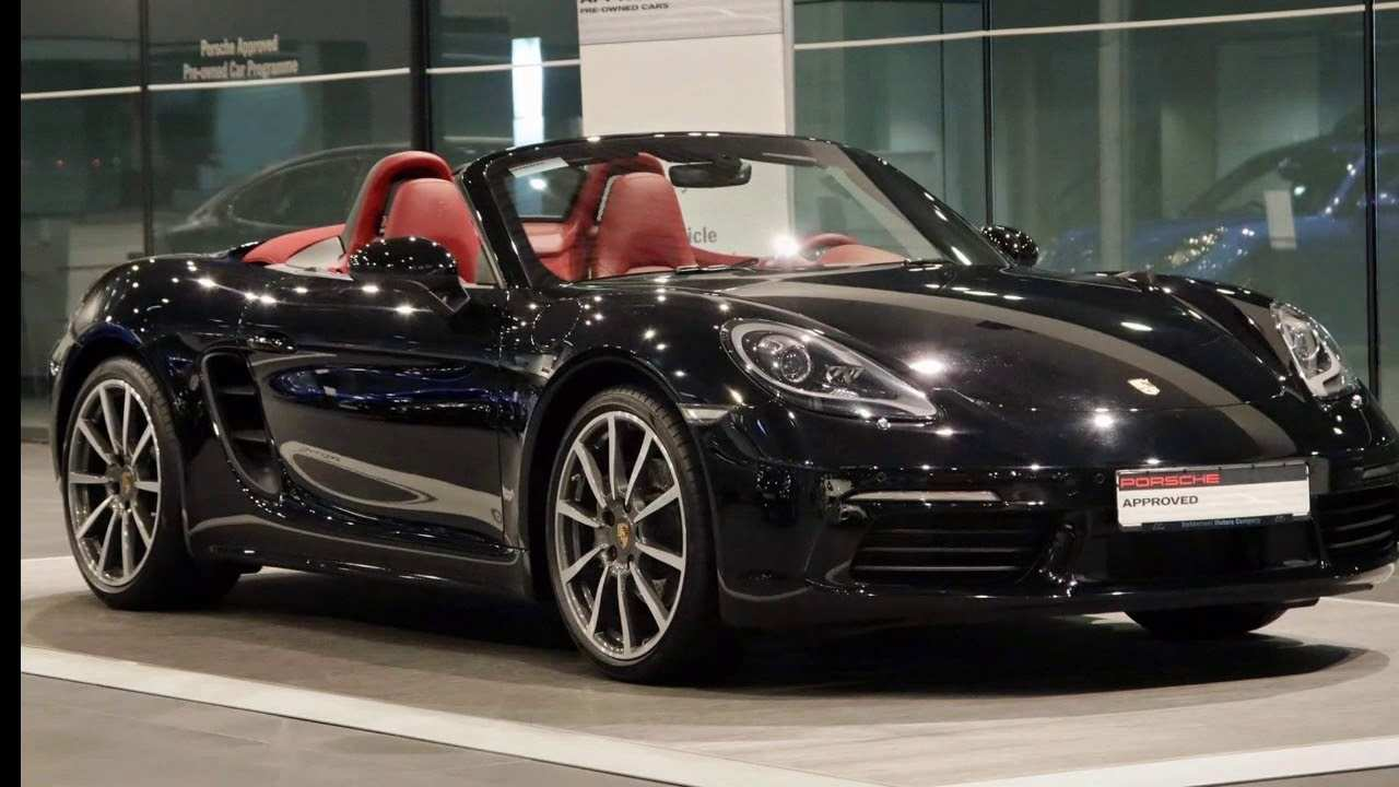 47 The Porsche Boxster 2019 Redesign with Porsche Boxster 2019