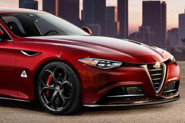 48 All New 2019 Alfa Romeo Alfetta Concept for 2019 Alfa Romeo Alfetta