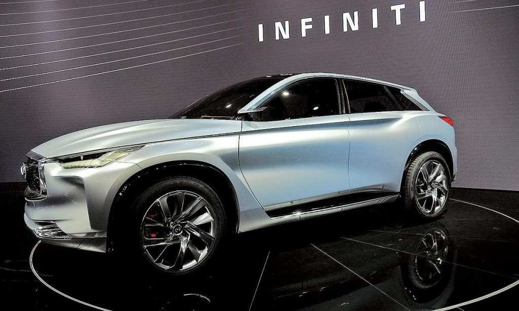 48 All New 2019 Infiniti Fx50 Review by 2019 Infiniti Fx50