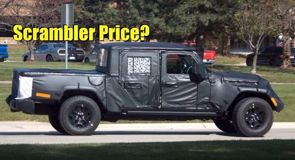 48 All New 2019 Jeep Scrambler Specs Exterior and Interior by 2019 Jeep Scrambler Specs