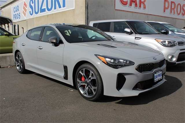 48 All New 2019 Kia Stinger New Review with 2019 Kia Stinger