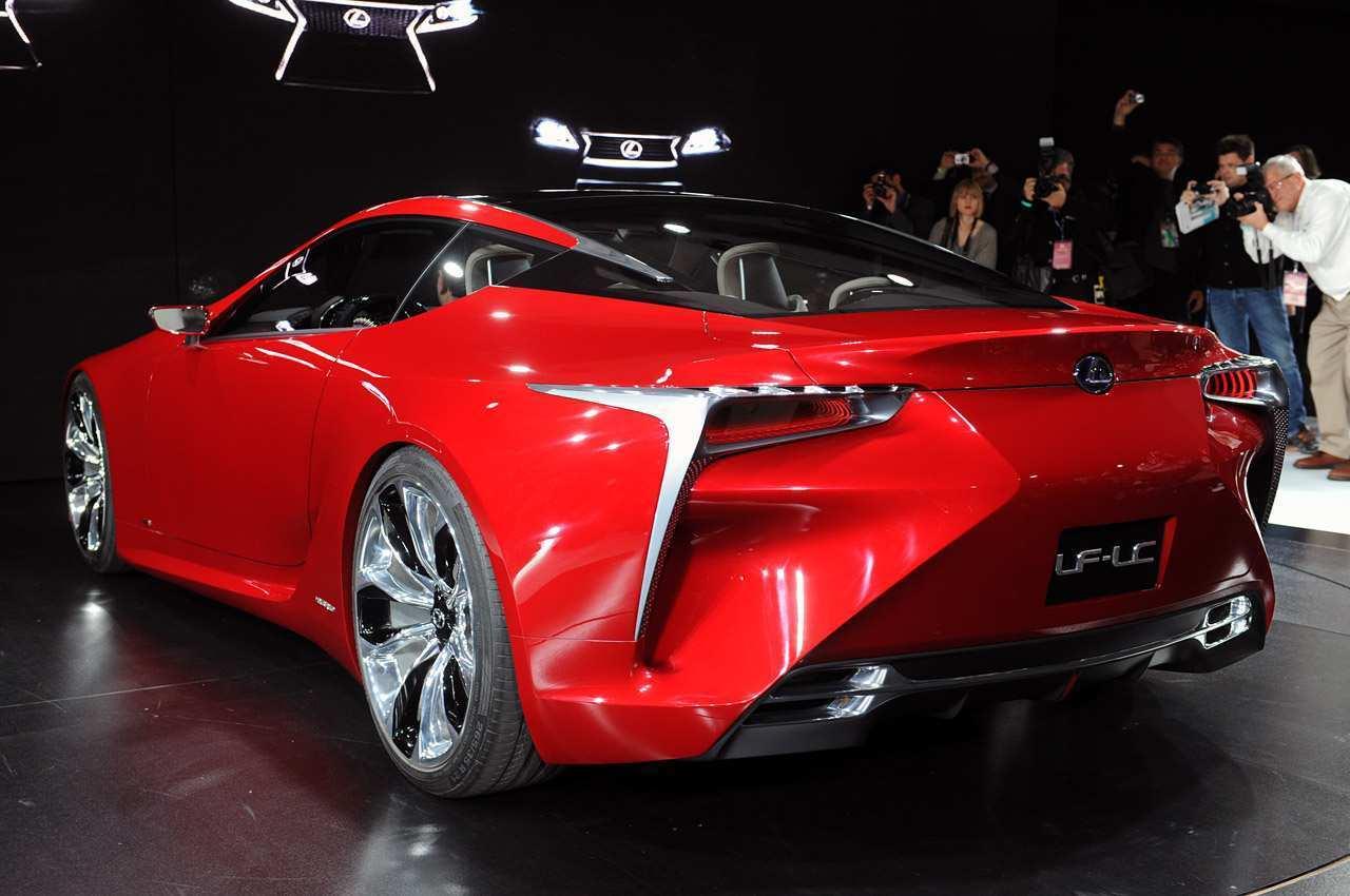 48 All New 2019 Lexus Concept Performance for 2019 Lexus Concept