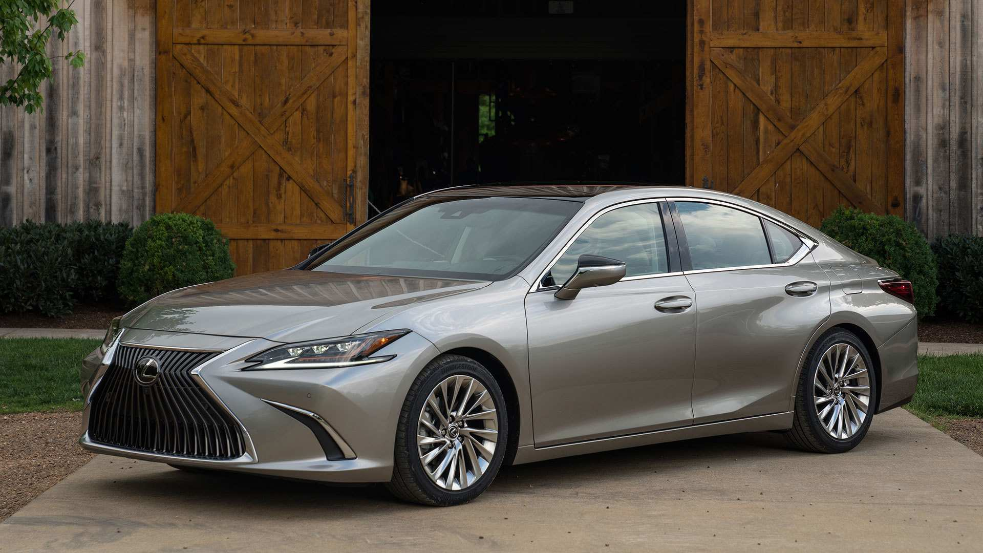 48 All New 2019 Lexus Es 350 F Sport Engine by 2019 Lexus Es 350 F Sport