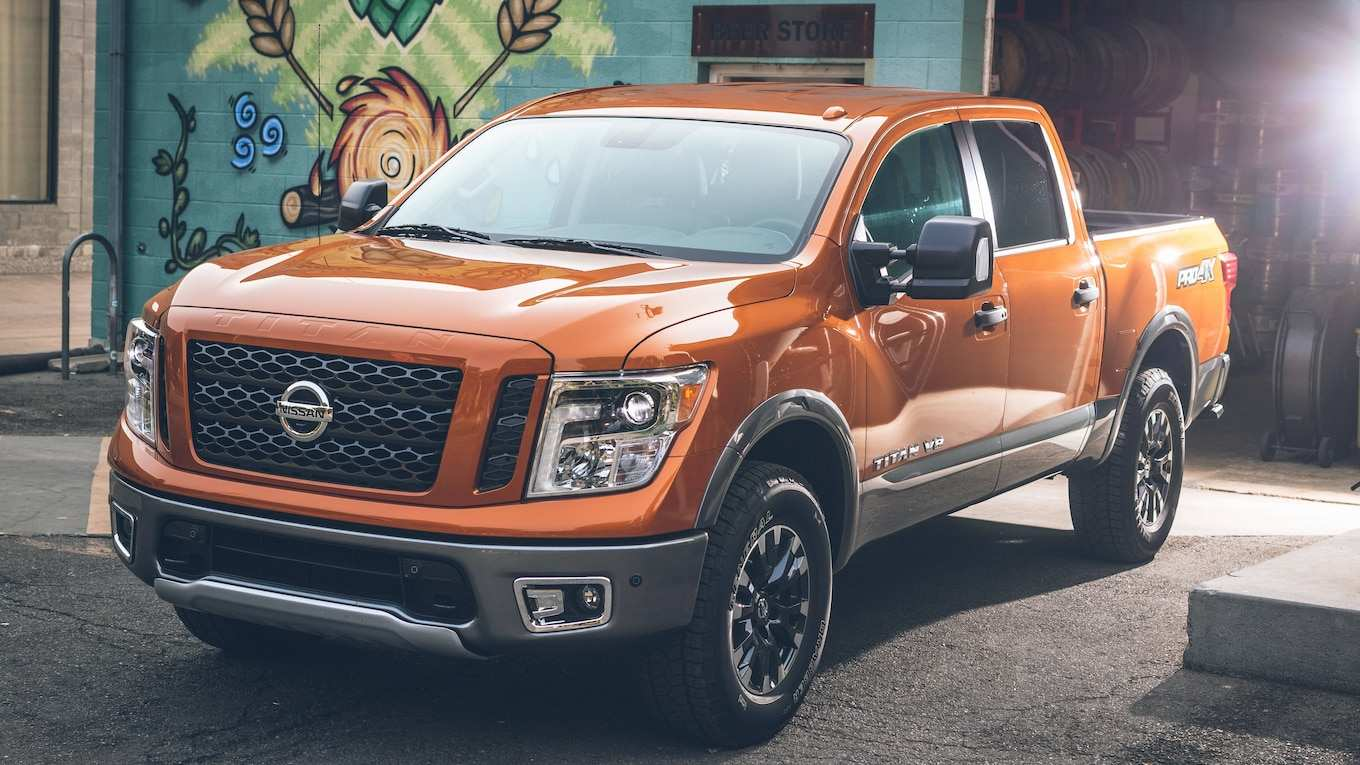 48 All New 2019 Nissan Titan Release Date New Concept for 2019 Nissan Titan Release Date
