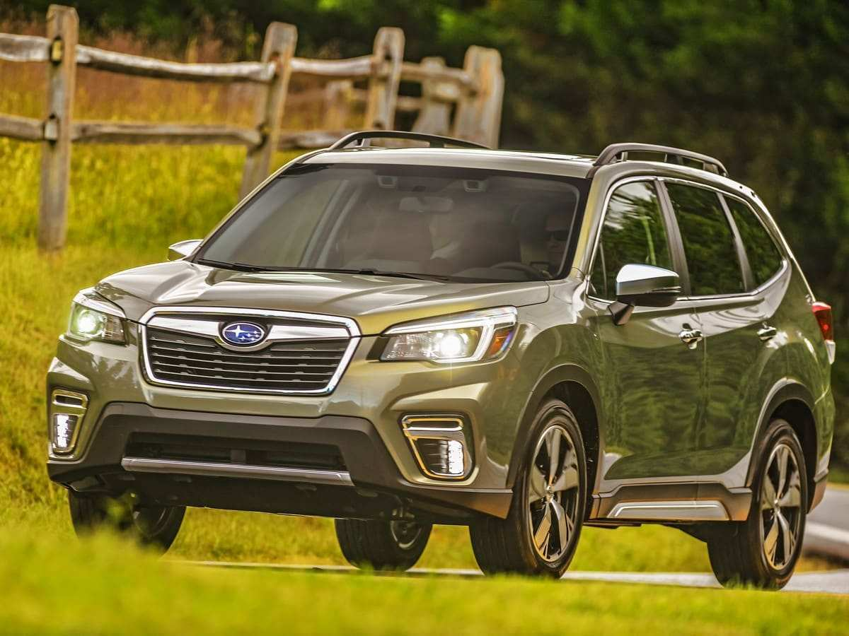 48 All New 2019 Subaru Forester Design Redesign and Concept with 2019 Subaru Forester Design