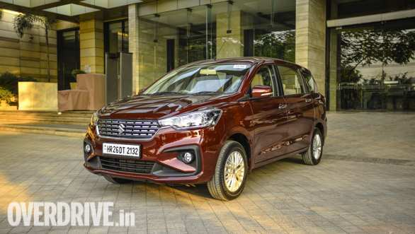 48 All New 2019 Suzuki Ertiga New Review with 2019 Suzuki Ertiga