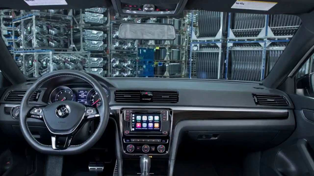 48 All New 2019 Volkswagen Passat Interior New Review by 2019 Volkswagen Passat Interior