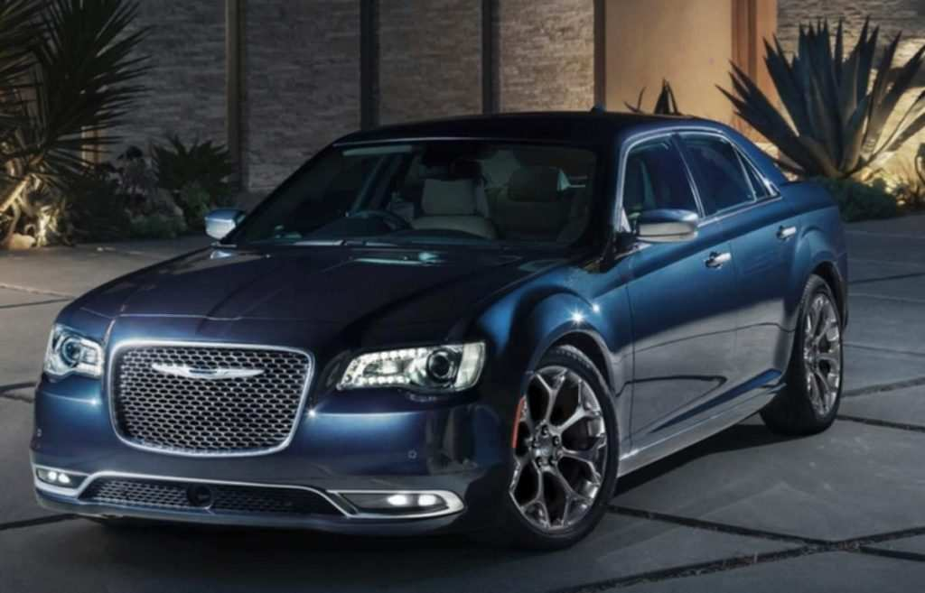 48 All New 2020 Chrysler 300 Redesign Spy Shoot for 2020 Chrysler 300 Redesign