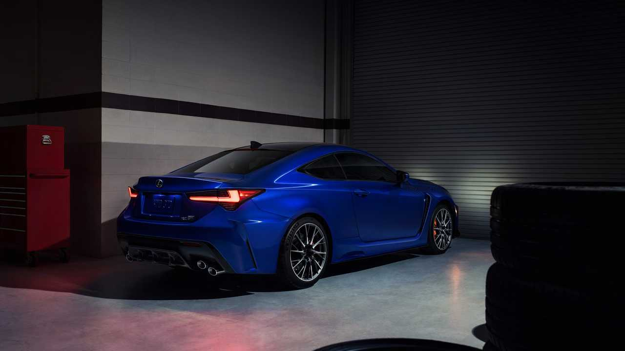 48 All New 2020 Lexus Rcf Interior by 2020 Lexus Rcf