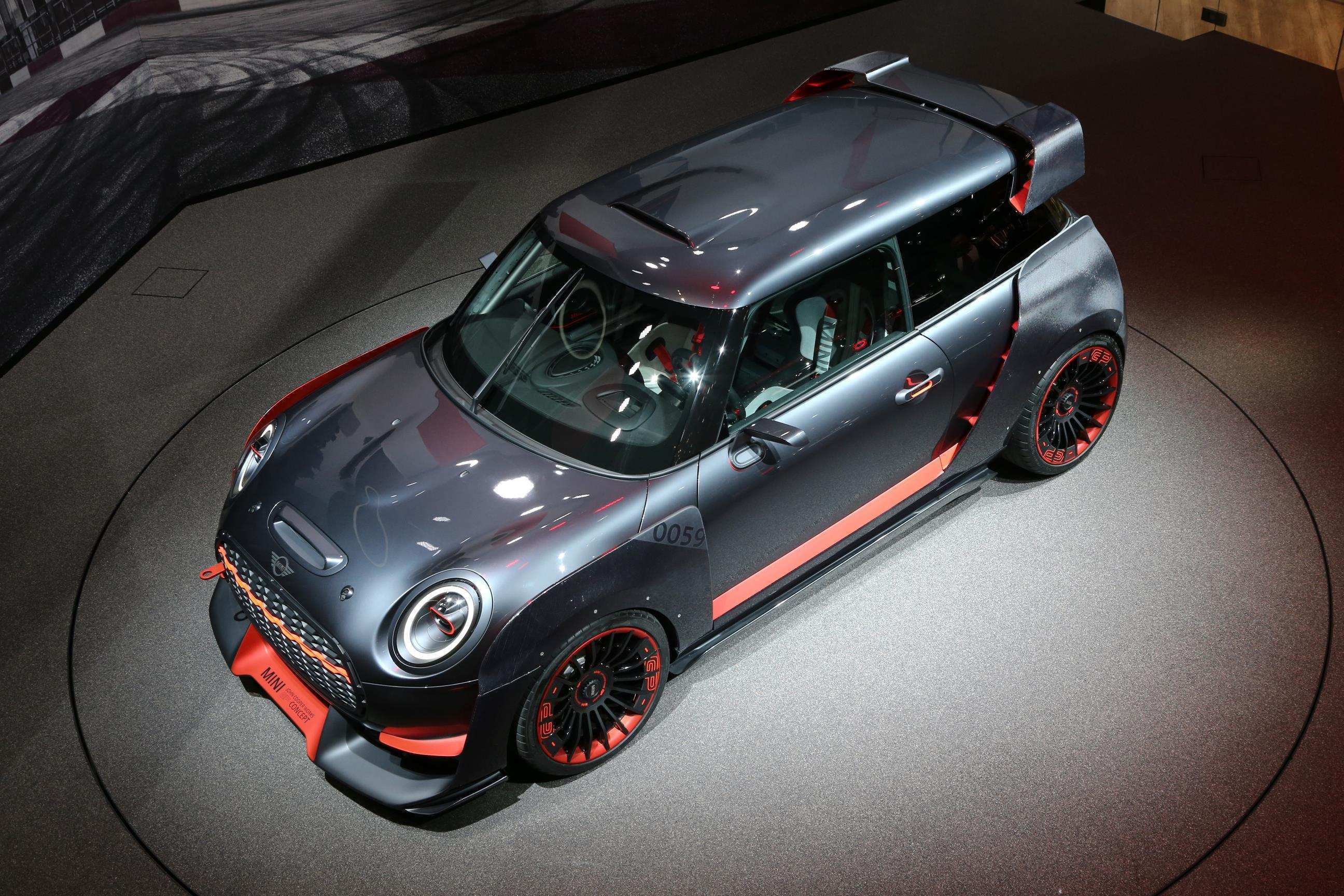 48 All New 2020 Mini Cooper Jcw Model for 2020 Mini Cooper Jcw