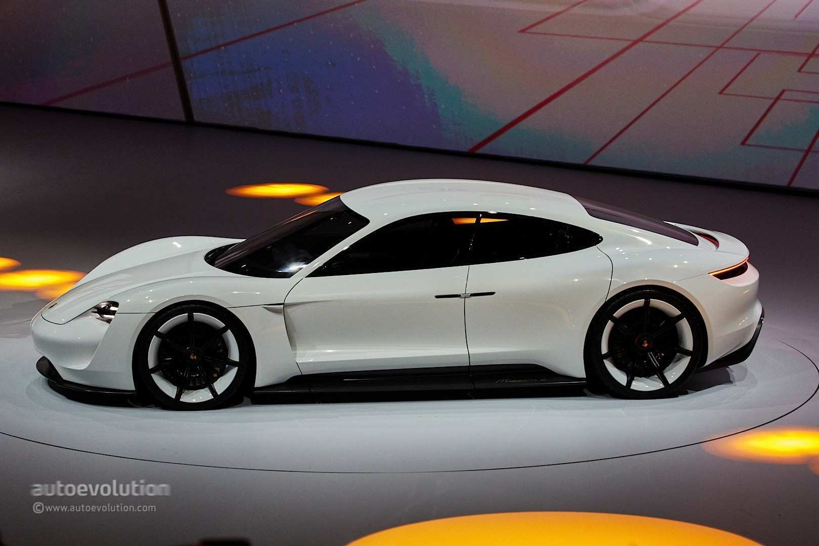 48 All New 2020 Porsche Mission E First Drive for 2020 Porsche Mission E