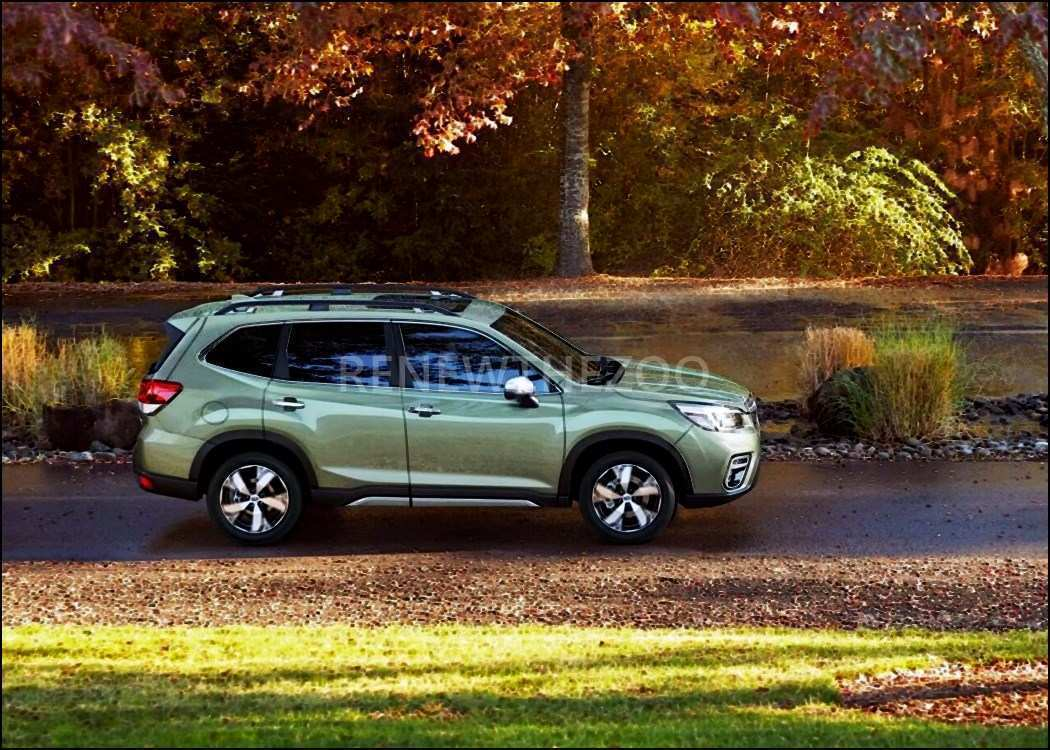 48 All New 2020 Subaru Forester Turbo Model with 2020 Subaru Forester Turbo