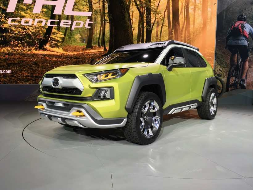 48 All New 2020 Toyota Suv Concept by 2020 Toyota Suv