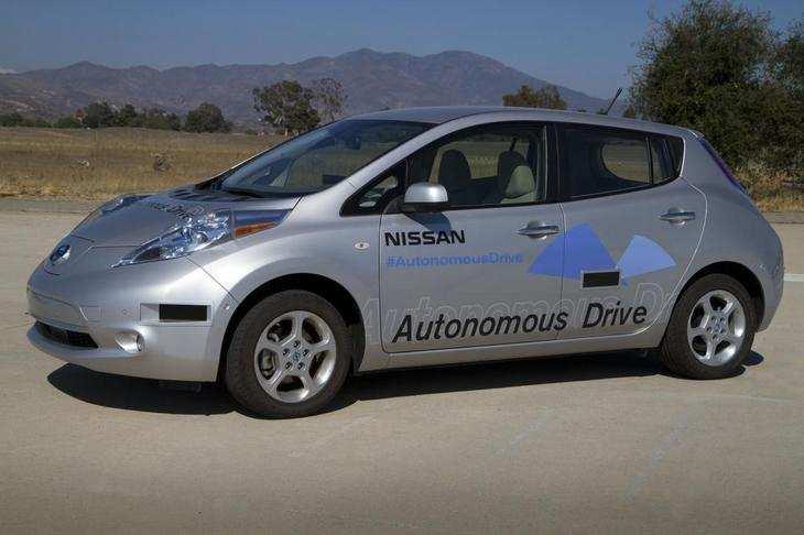48 All New Nissan Autonomous 2020 Rumors for Nissan Autonomous 2020