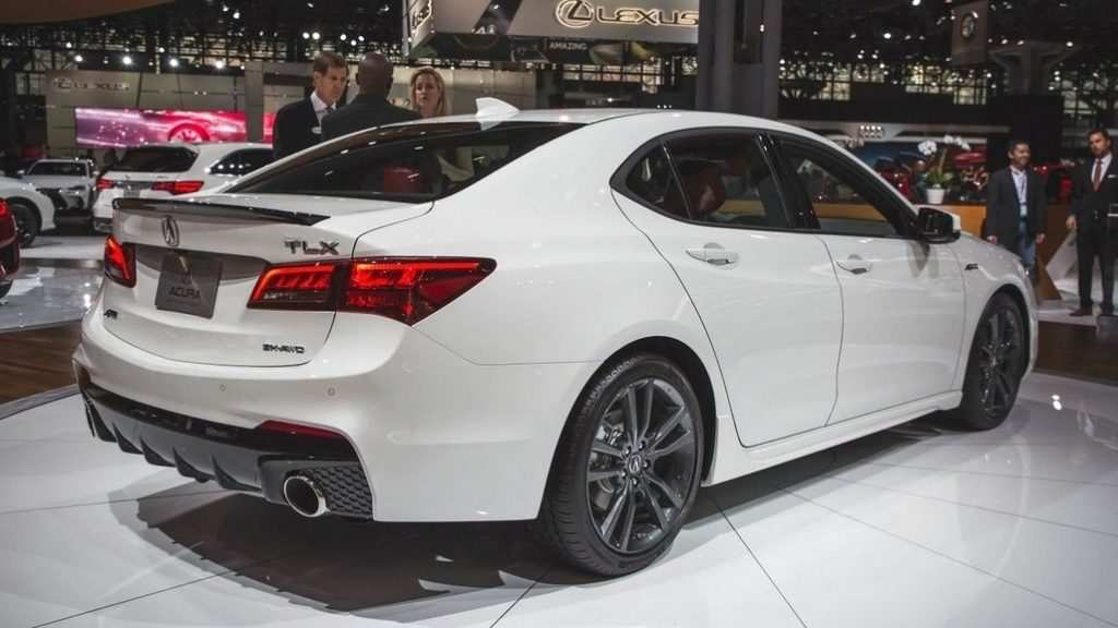 48 Best Review 2019 Acura Tl Type S History by 2019 Acura Tl Type S
